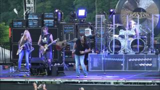 Boston - Peace Of Mind - Artpark - Lewiston, New York - July 8, 2014