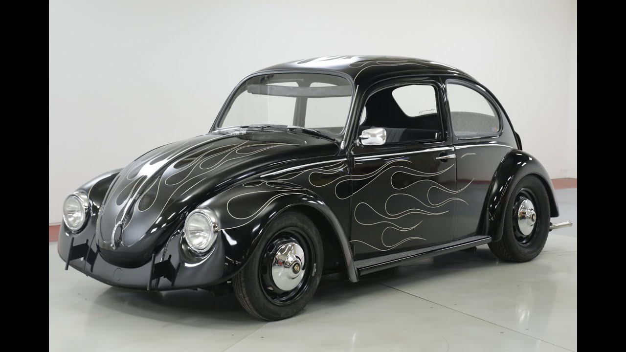 1968 Volkswagen Beetle 1776cc Dual Carb Air Cooled Custom Paint Denver Co Worldwide Vintage Autos 80216
