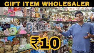 Gift Item In Wholesale Price | Starting @rs.10 | Sadar Bazar | Delhi