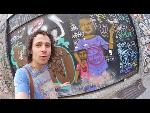Explorando las calles de Brasil... | Paraíso del GRAFFITI