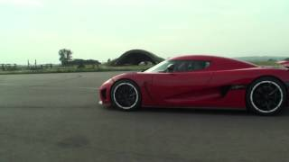 Uncut Ferrari 599 GTB Vs Koenigsegg Agera R