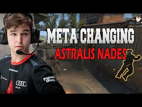 How Astralis are Changing the Nade Meta around CSGO