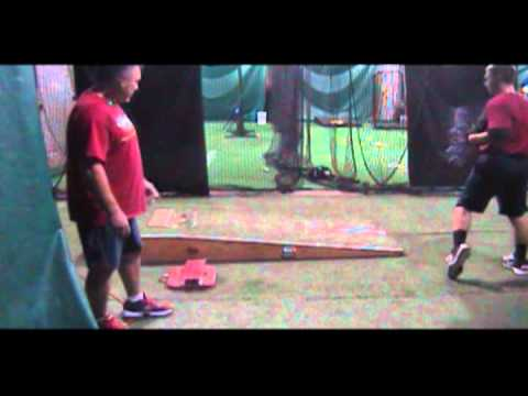 Pro Power Drive Systems Pro PDS Batter Up Ind. Pitching Mound Instruction Video