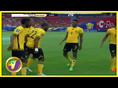 Jamaica vs Canada 0-0 World Cup Qualifier - Oct 10 2021
