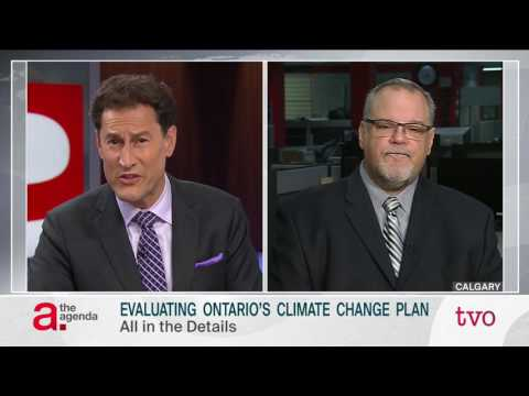 Evaluating Ontario's Climate Change Plan