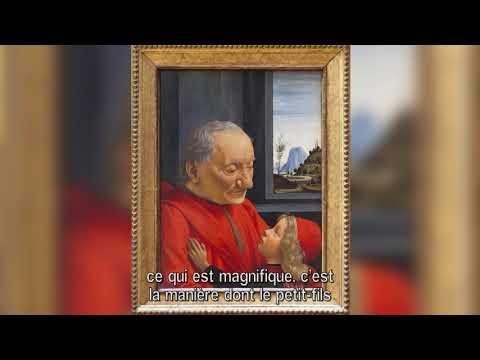 « Portrait d'un vieillard et d'un jeune garçon », de Ghirlandaio, raconté par Christian Monjou