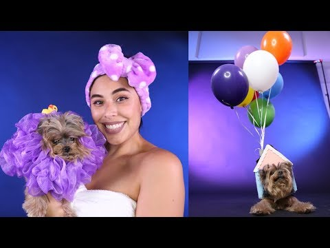 3 Halloween Costumes for you and Your PET!