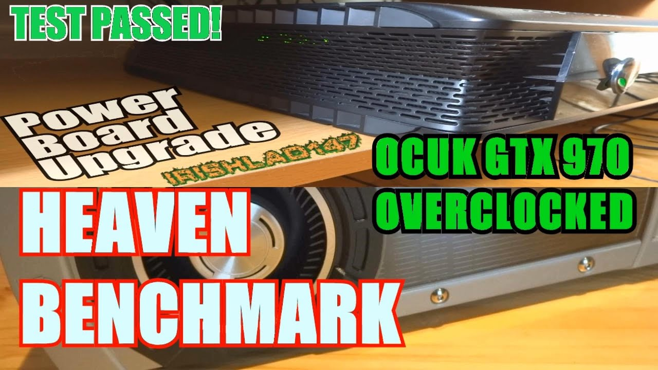 NVIDIA GTX 970 REFERENCE EXCLUSIVELY AVAILABLE FROM OcUK IN
