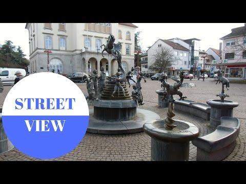 STREET VIEW: Sindelfingen in GERMANY