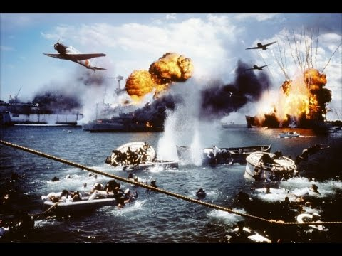World War II - Attack on Pearl Harbor. Watch Full Documentar