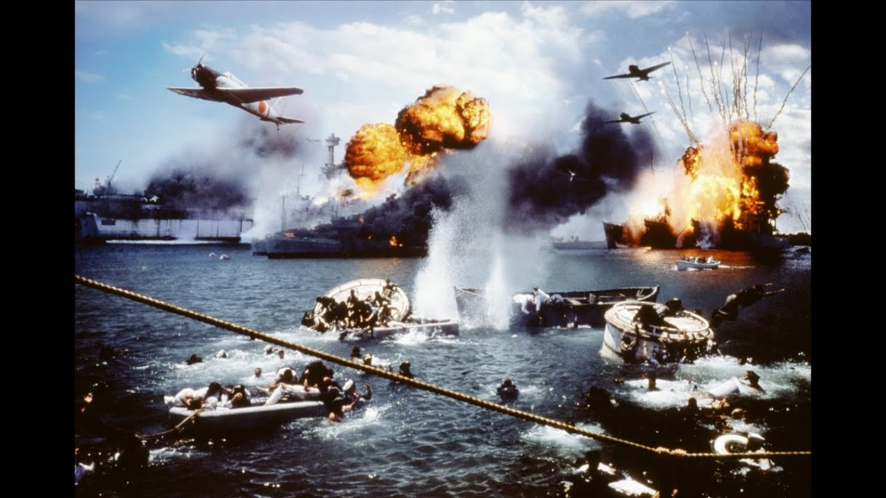 a history of the pearl harbor attack during the world war two The late winter 2014 issue of world war ii history magazine  the story of the  japanese surprise attack on pearl harbor is of course much broader than just.