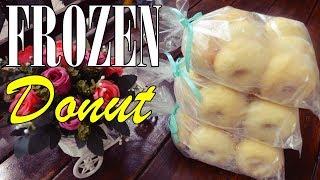 Peluang Usaha Ratusan Juta Perbulan:  Bikin Frozen Donuts