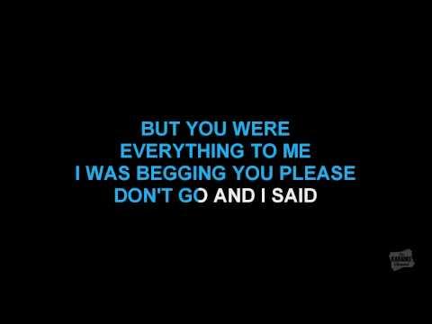 Love Story in the style of Taylor Swift  karaoke Video