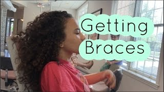 follow me around getting my braces