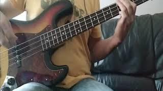 Buffalo Soldier (Bob Marley \u0026 the Wailers) Bass Cover Jazz Bass MIJ