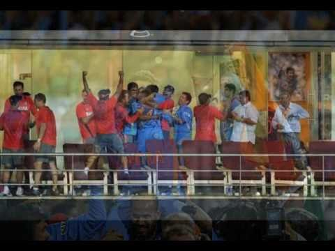 last momentsindia wins world cup 2011