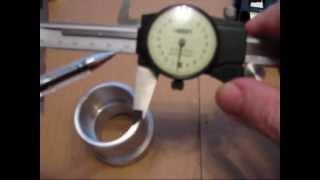 Урок №2 Измерения Часть1. Штангенциркули и микрометры