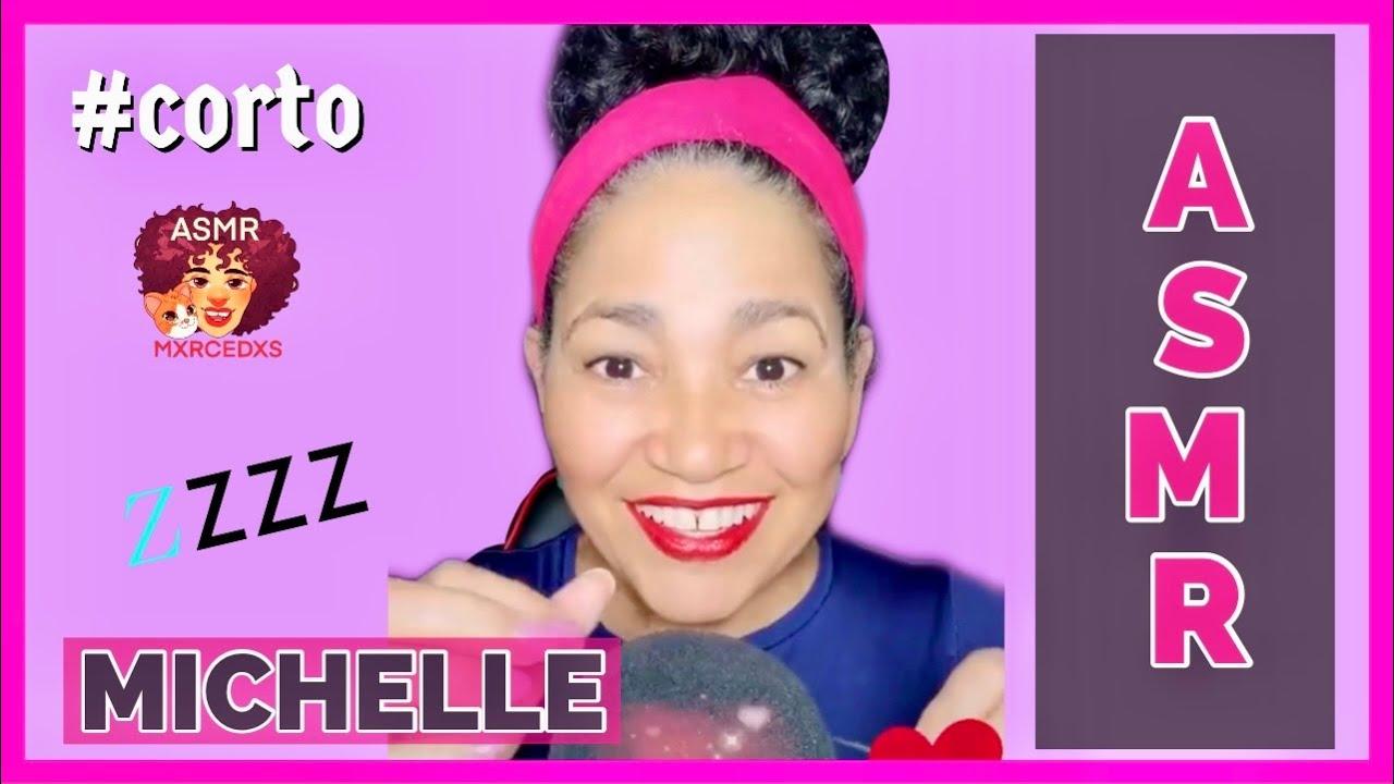 ASMR TriggerName Michelle [TribuxMer] #Shorts #videos mxrcedxs