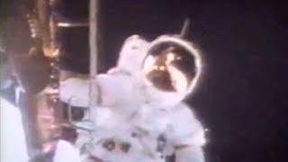 Apollo 15 Complete EVA-1 TV Transmissions