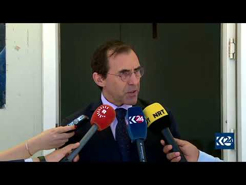 French Consul General says country will maintain humanitarian support for Kurdistan