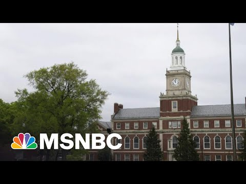 Howard University To Shut Down Classical Studies Department | Morning Joe | MSNBC
