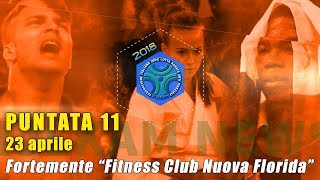 FIJLKAM NEWS 11 - FORTEMENTE FITNESS CLUB NUOVA FLORIDA