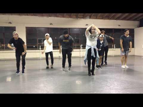 Kehlani - Keep on - choreography by Leslie Panitchpakdi