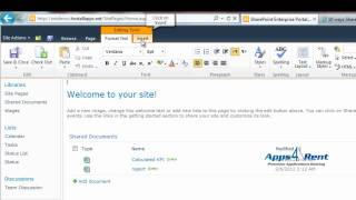 How to Sharepoint: How to create a Tag cloud in SharePoint 2010 Enterprise