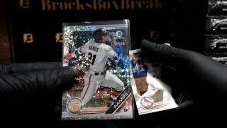 2019 Bowman HOBBY Baseball 12-Box Case Break #5 FRANCO SP!