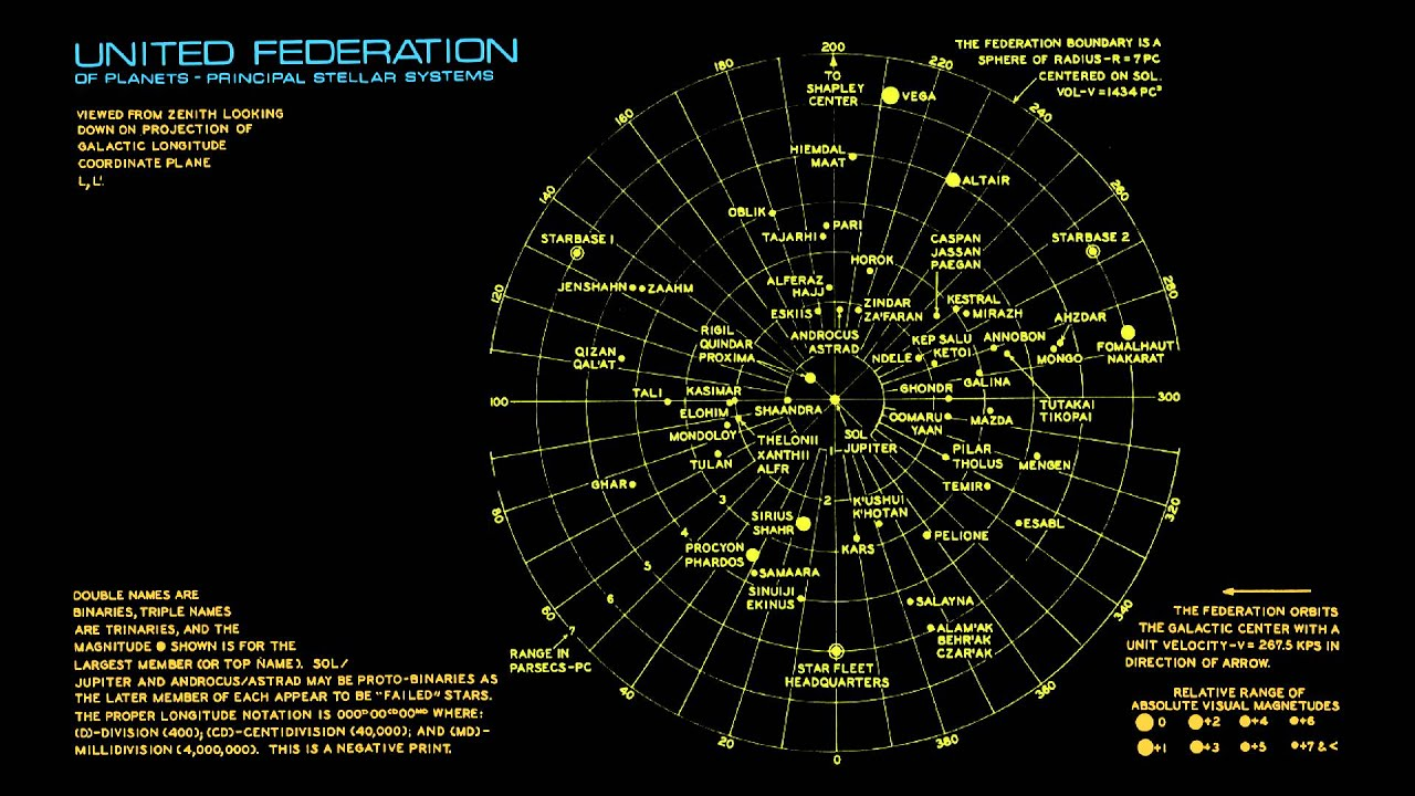 map of federation of planets - photo #15