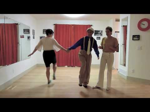 Learn to Swing Dance Lindy Hop | Level 4 Lesson 2 (