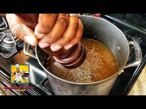 How To Make A Turkey Brine | Turkey Brine | Thanksgiving