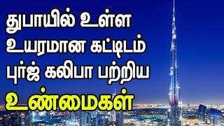 Some Interesting Facts About Burj Khalifa of Dubai