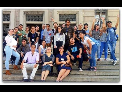 II Encuentro de Jovenes Uruguayos Residentes en el Exterior. Noviembre 2018