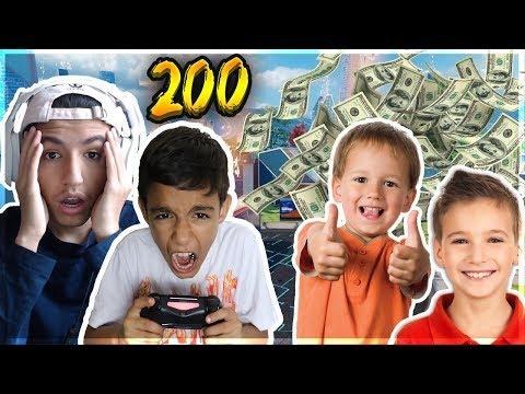 Fans Took 200$ From Us? Black Ops 3 1v1 For 200 Dollars!