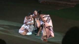 "Show ""Ha Breath of Life"", Polynesian Cultural Center, Part 1"