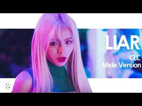 [MALE VERSION] CLC - Liar