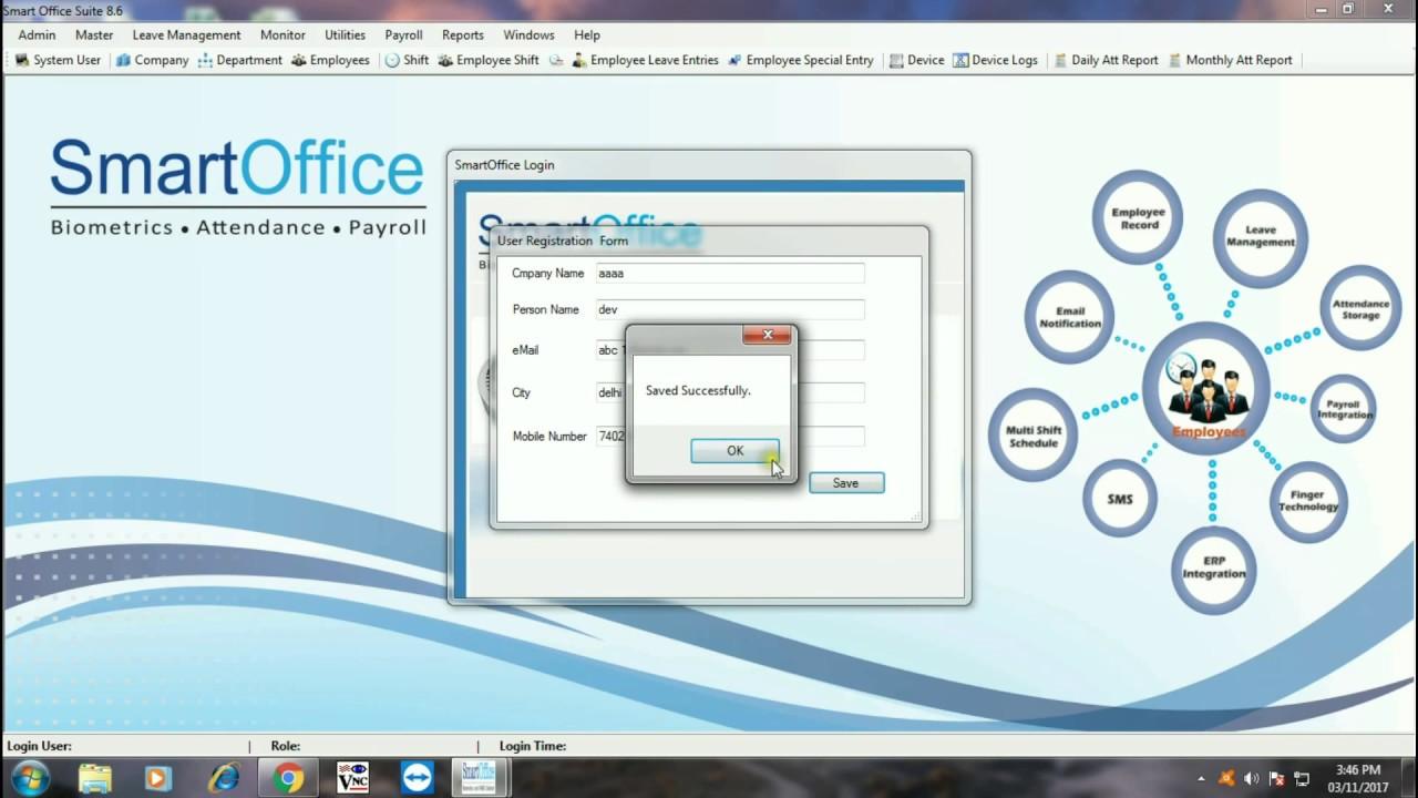 identix biometrics software