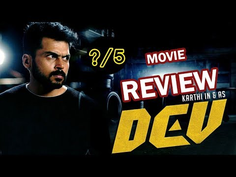 Dev Review By Trendswood | Dev Ratings | Karthi | Tamil Movie Review