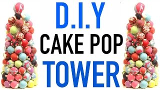 how to make cake pops at home