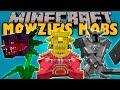 MOWZIE'S MOBS MOD - Los MOBS con mejores ANIMACIONES del juego - Minecraft mod 1.11.2