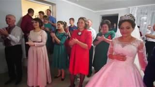 Дитяче весільне привітання. Пісня для молодят.