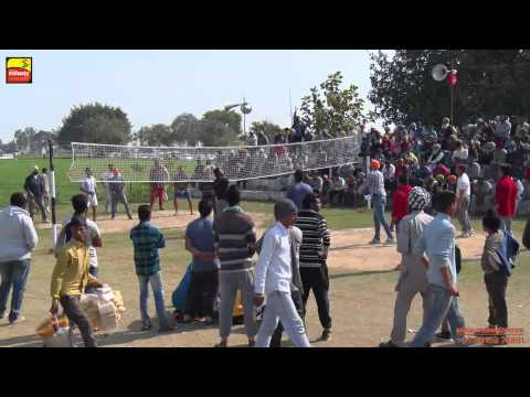 PHALLEWAL (Ludhiana) Sports - 2015 || VOLLYBAL MATCHES || FULL HD ||