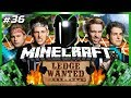 LEDGE WANTED IN MINECRAFT met ALLE LEGENDS! | LOGS3 | #36