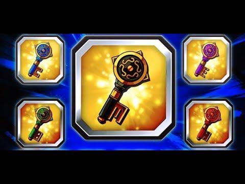 NEW UNLOCK KEYS ON DOKKAN BATTLE! (DBZ: Dokkan Battle)