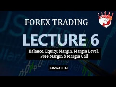 Forex margin level