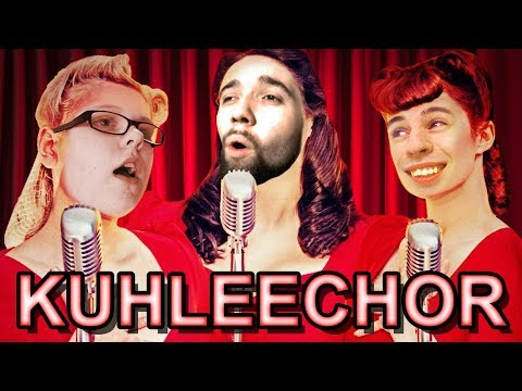 #KuhLeeSquad 009 👾 KARAOKE: Der KuhLeeChor | Let's Play Together