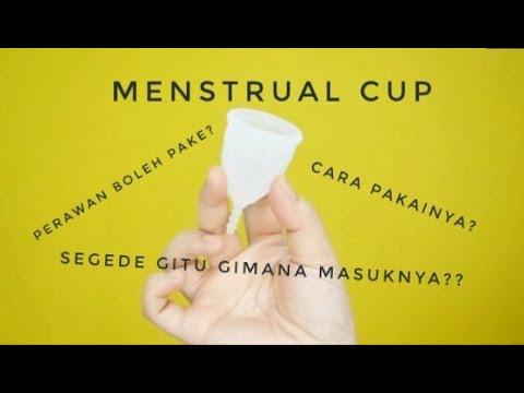 CARA PAKAI MENSTRUAL CUP - MENSTRUAL CUP ORGANICUP REVIEW