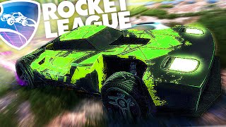 КЬЮБС и ШЕД в Rocket League!