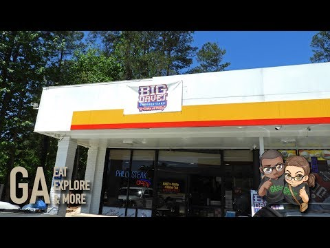 Big Dave's Cheesesteaks - Restaurant Spotlight & Food Review